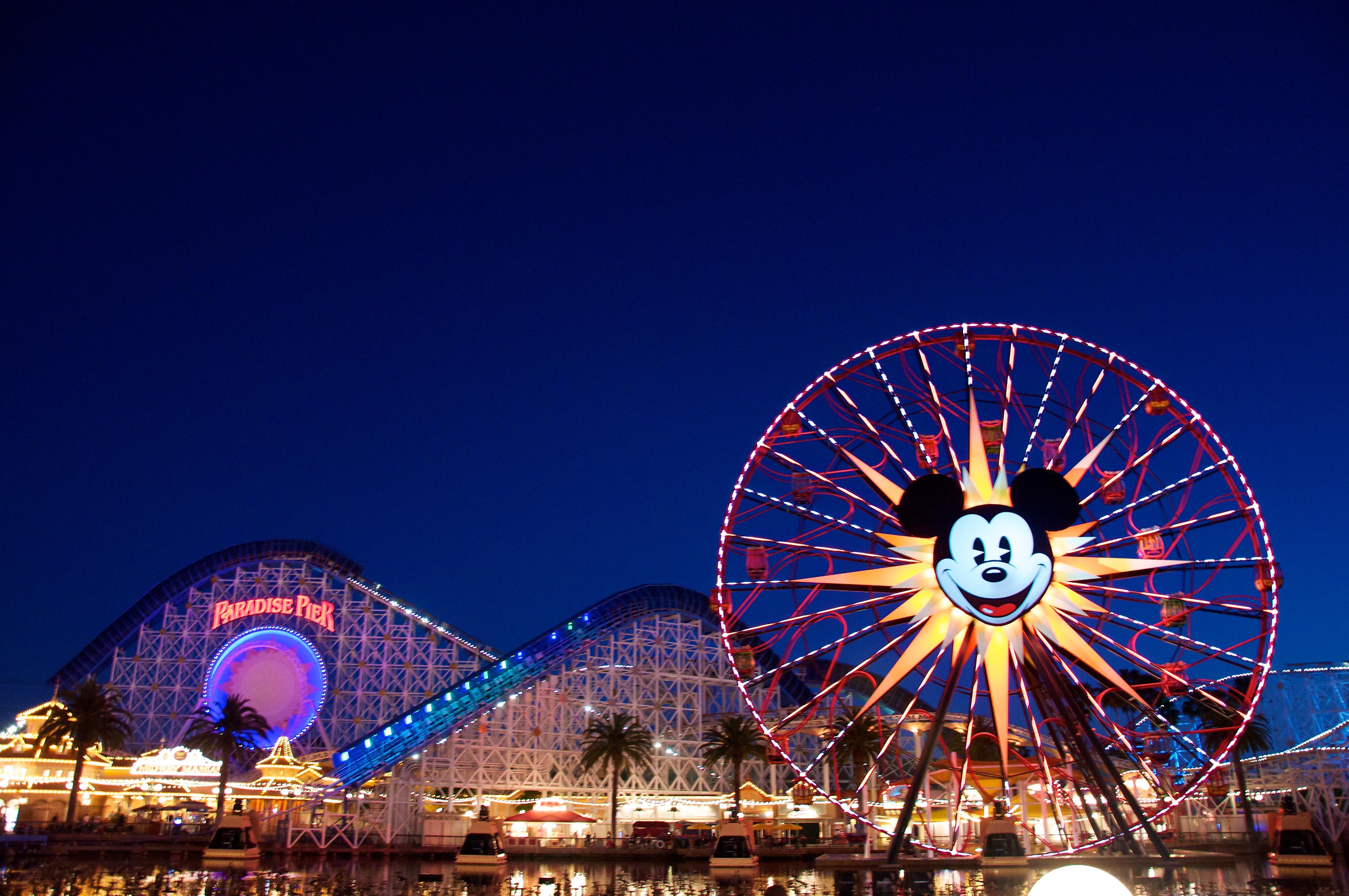Disneyland Paradise-Night