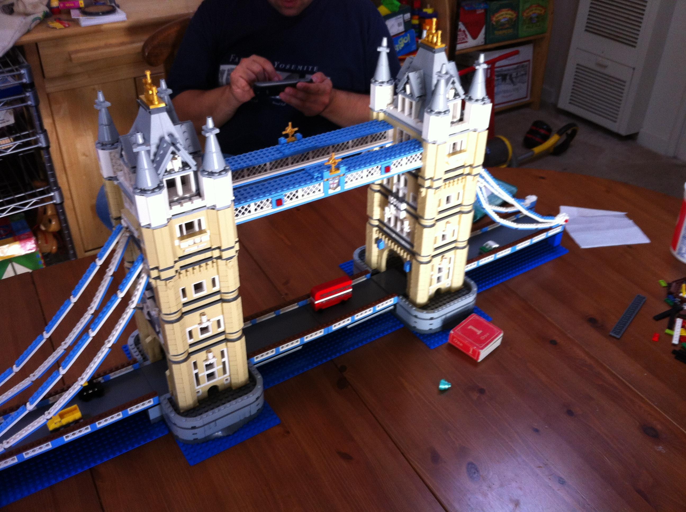 Lego Erik Oliver S Home Page