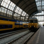 Amsterdam - Central Train Station - Airport Train - 2012-09-01 at 15-29-53